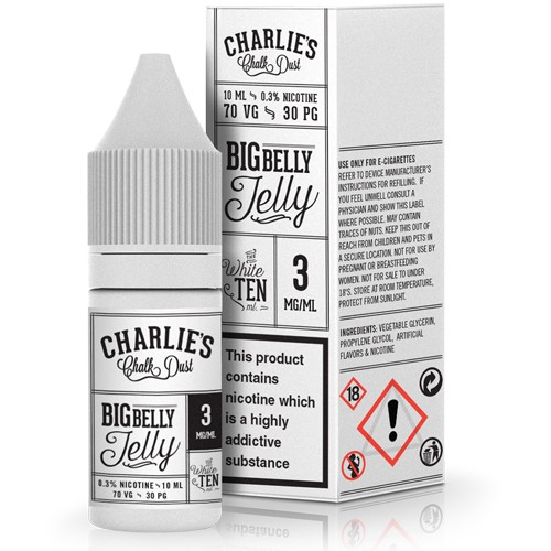 CHARLIES CHALK DUST - BIG BELLY JELLY
