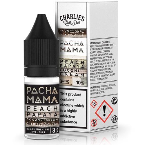 CHARLIE'S CHALK DUST - PEACH, PAPAYA & COCONUT CREAM by PACHA MAMA