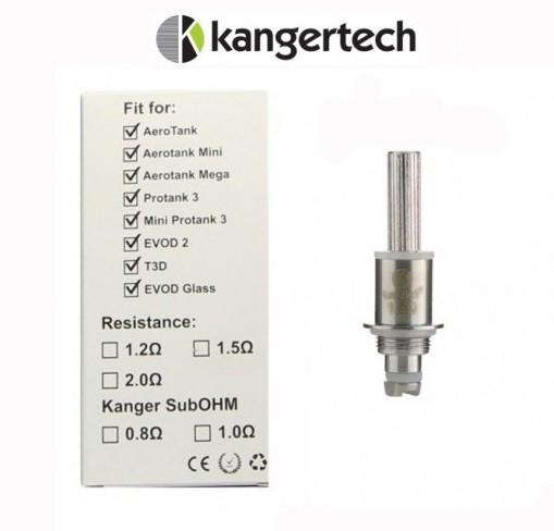 Kanger - Dual Coil - 1.8ohm