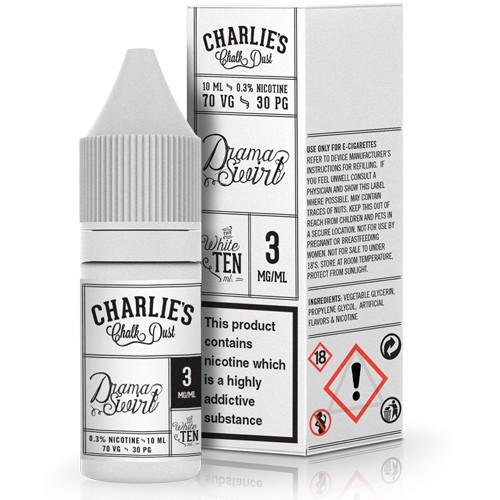 CHARLIE'S CHALK DUST - DRAMA SWIRL
