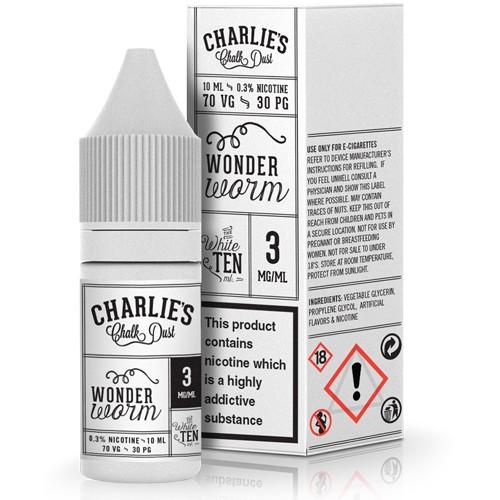 CHARLIE'S CHALK DUST - WONDER WORM
