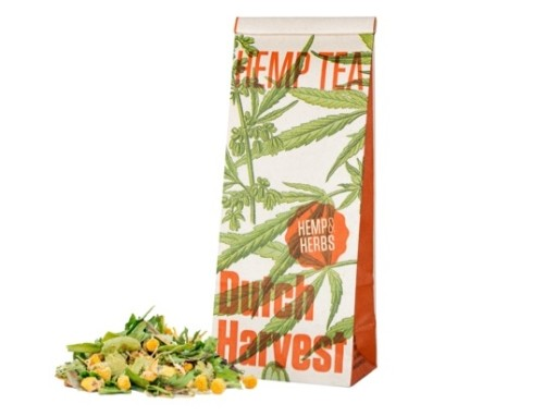 DUTCH HARVEST: HEMP TEA - HERBS