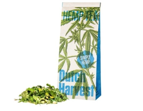 DUTCH HARVEST: HEMP TEA - SIMPLY HEMP