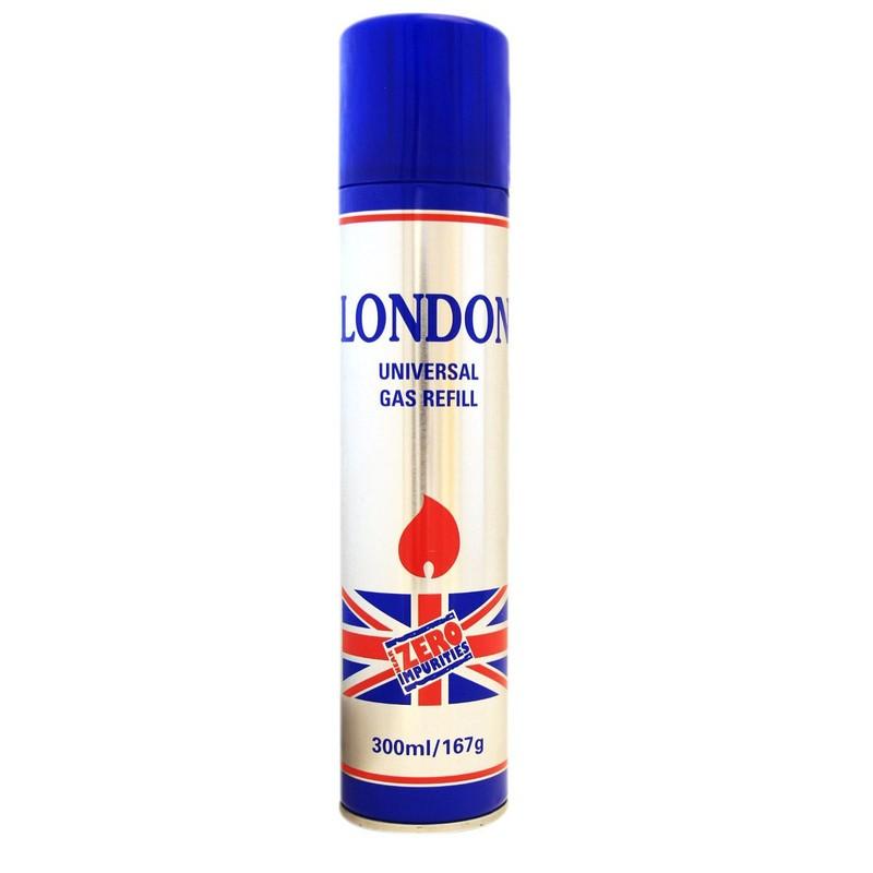 LONDON - UNIVERSAL GAS REFILL 300ml