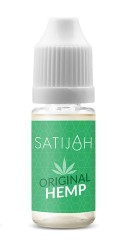SATIJAH CBD E-LIQUID - ORIGINAL HEMP (200mg)