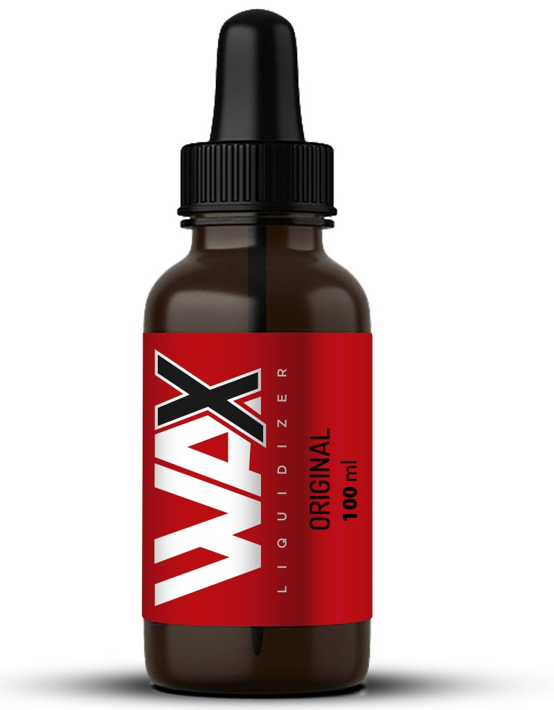 WAX LIQUIDIZER 100ml - ORIGINAL 100ml BOTTLE