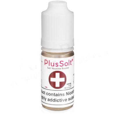 SOLT - PLUS SOLT NICOTINE SALT SHOT