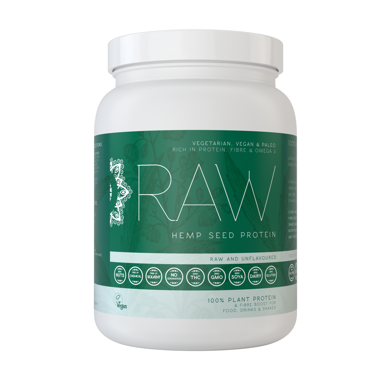 LOVEBURGH 50% RAW PROTEIN - ORIGINAL