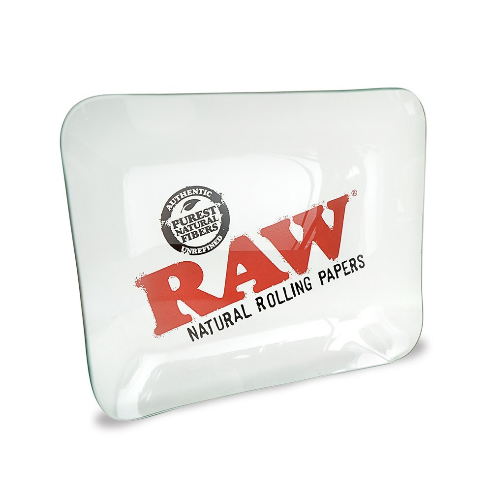 RAW - GLASS TRAY