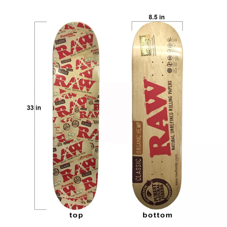 RAW - SKATEBOARD