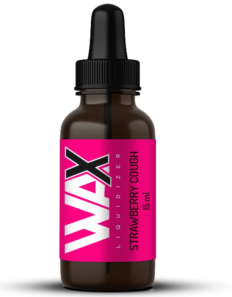 WAX LIQUIDIZER 15ml - STRAWBERRY COUGH