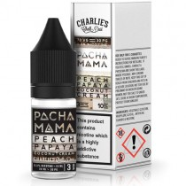CHARLIE'S CHALK DUST - PEACH, PAPAYA & COCONUT CREAM by PACHA MAMA