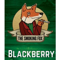 THE SMOKING FOX 50ml SHORTFILL - BLACKBERRY