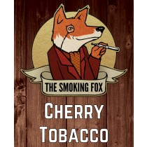THE SMOKING FOX 50ml SHORTFILL - CHERRY TOBACCO