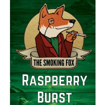 THE SMOKING FOX 50ml SHORTFILL - RASPBERRY BURST
