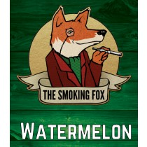 THE SMOKING FOX 50ml SHORTFILL - WATERMELON