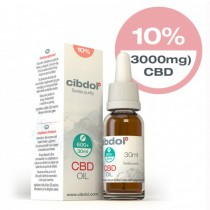 CIBDOL - CBD OIL 10% - 30ml