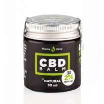 PHARMA HEMP - CBD BALM 30ml - 2%