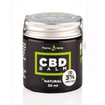 PHARMA HEMP - CBD BALM 30ml - 3%