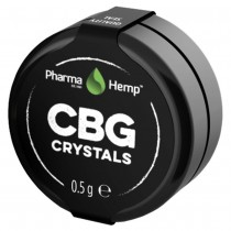 PHARMA HEMP - CBG CRYSTALS 97% - 0.5g