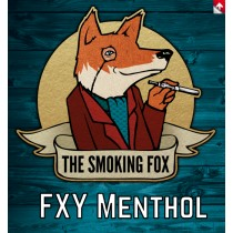 THE SMOKING FOX 50ml SHORTFILL - FXY MENTHOL