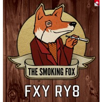 THE SMOKING FOX 50ml SHORTFILL - FXY RY8