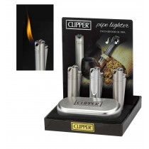 METAL CLIPPER PIPE LIGHTER - PIPE LIGHTER