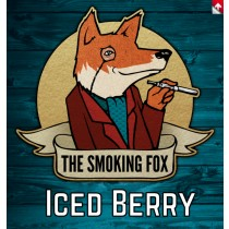 THE SMOKING FOX 50ml SHORTFILL - ICED BERRY
