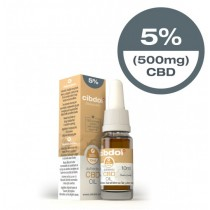 CIBDOL - CBD OIL 5% - 10ml