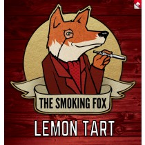THE SMOKING FOX 50ml SHORTFILL - LEMON TART