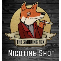 THE SMOKING FOX - NICOTINE SHOT
