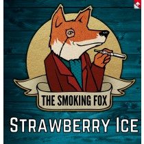 THE SMOKING FOX 50ml SHORTFILL - STRAWBERRY ICE
