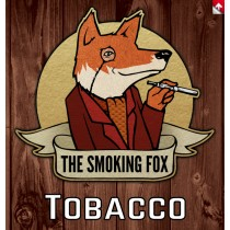 THE SMOKING FOX 50ml SHORTFILL - TOBACCO