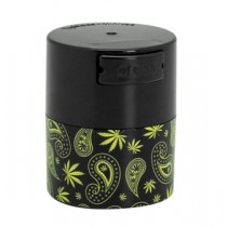TIGHTVAC - LEAF DESIGN BLACK CAP - 0.12L