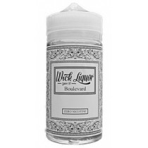 WICK LIQUOR ELIQUID 150ml - BOULEVARD - 0mg