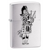 ZIPPO - SCOTTISH BAG PIPER  (200SBP)